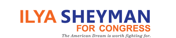 Ilya Sheyman for Congress